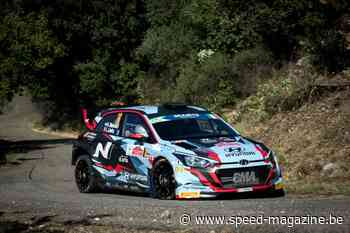 Rally di Roma Capitale: Munster 7e au général, Molle 3e de classe! | Speed Magazine - speed-magazine.be