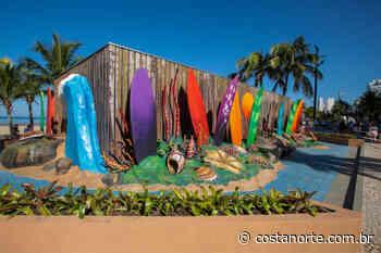 Nova Escola de Surfe é inaugurada Praia Grande - Jornal Costa Norte