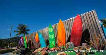 Praia Grande inaugura Nova Escola de Surfe - A Tribuna