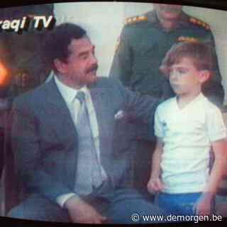 'Saddam Hoessein ging met zijn hand door mijn haar en probeerde me op schoot te trekken'