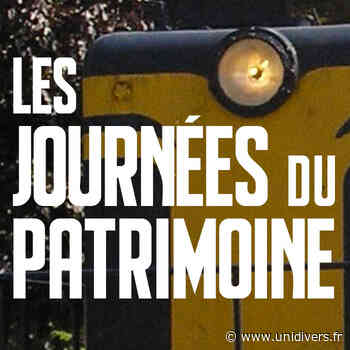 Visite guidée les coulisses sur le chemin de fer de la vallée de l'Eure Chemin de fer de la vallée de l'Eure dimanche 20 septembre 2020 - Unidivers