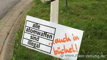 Friedensaktivistinnen scheitern in Karlsruhe: Verfassungsbeschwerde nicht angenommen - Rhein-Zeitung