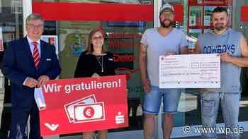 Bad Berleburg: 50.000 Euro Belohnung fürs gemeinsame Sparen - Westfalenpost