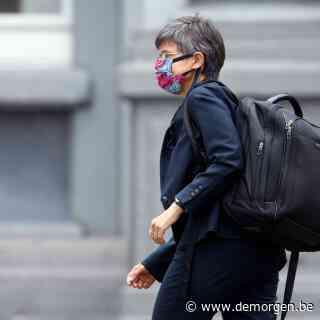 Live: intensief sporten mag dan toch zonder mondmasker in Antwerpen: volg hier de persconferentie