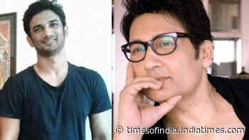 Shekhar Suman requests Sushant Singh Rajput's family to 'insist for a CBI inquiry'