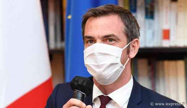 """Olivier Véran """"recommande le port du masque"""" à l'extérieur - L'Express"""