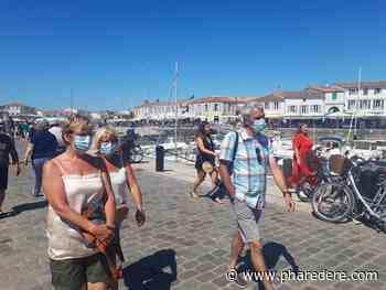 Le port du masque obligatoire même dans la rue - Le Phare de Ré