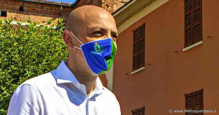 """Il sindaco leghista di Codogno ai negazionisti del Covid: """"Vengano qui a vedere il cimitero. Salvini senza mascherina? Noi la usiamo"""""""