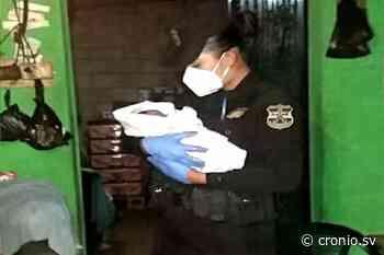 Policía atiende parto en Sonzacate, Sonsonate - Diario Digital Cronio de El Salvador