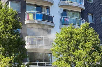Man (77) overleden bij brand in appartementsgebouw in Oostende