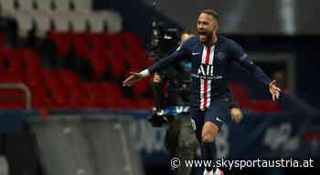 Neymar schießt PSG zum Cupsieg - Sorgen um Superstar Mbappé - Sky Sport Austria