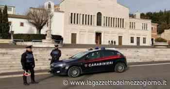 San Giovanni Rotondo, ruba una borsa in un bar a due passi dal santuario: arrestato - La Gazzetta del Mezzogiorno