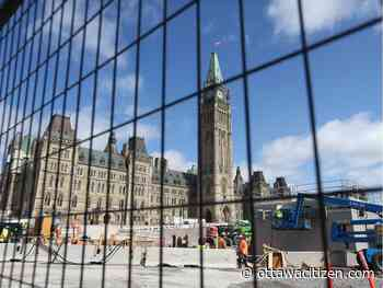Heads up! Blasting begins Thursday for new Parliament Hill welcome centre
