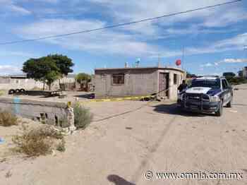 Fulminan a balazos a hombre en Loma Bonita - Omnia