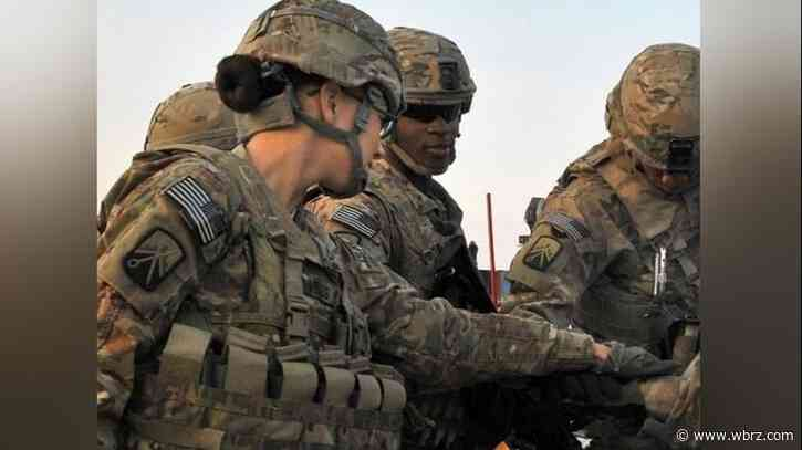 U.S. to withdraw nearly 12,000 American troops from Germany