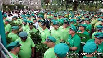 Schützenfest-Absage 2021 in Altena: Mitglieder haben Entscheidung in der Hand - Meinerzhagener Zeitung