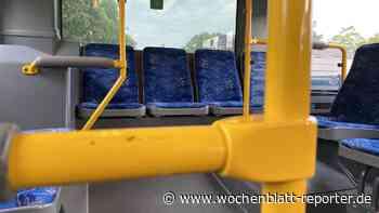 Stadtwerke Pirmasens: Einschränkungen auf Buslinie 206 auf dem Horeb - Pirmasens - Wochenblatt-Reporter