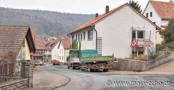 Sailauf: Eichenbergs Ortsdurchfahrt ab März 2021 Baustelle - Main-Echo