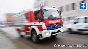 70 Feuerwehrleute Im Einsatz: 185.000 Euro Schaden nach Hausbrand in Dinklage - Nordwest-Zeitung