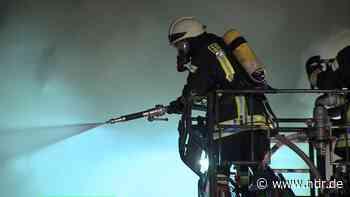 Dinklage: Hoher Schaden bei Brand in Wohnhaus - NDR.de