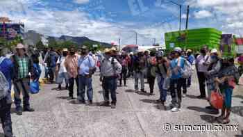 Marcha el Frente Popular en Chilpancingo para exigir equipamiento del hospital general de Tlapa - El Sur Acapulco suracapulco I Noticias Acapulco Guerrero - El Sur de Acapulco