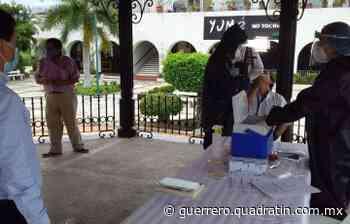 Van 4 mil 463 pruebas Covid 19 en Acapulco, Chilpancingo y Zihuatanejo - Quadratín Michoacán