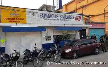 Detienen a hombre por probable responsable de asalto en Chilpancingo - El Sol de Acapulco