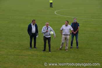 La Gacilly. Match de gala sous haute sécurité pour inaugurer le stade - Les Infos du Pays Gallo - Les Infos du Pays Gallo