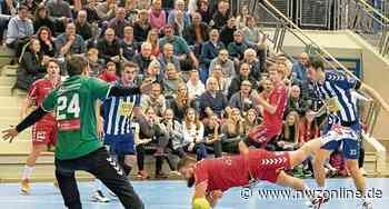 Handball: Große Halle aber wenig Platz für Fans - Nordwest-Zeitung