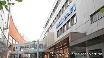 Solingen: Modehaus Peek & Cloppenburg schließt zum Jahresende - solinger-tageblatt.de