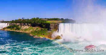 You can take the GO Train from Toronto to Niagara Falls again starting this weekend - blogTO