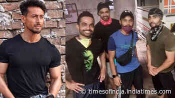 Tiger Shroff extends help to Bollywood background dancers in Mumbai amid COVID-19 crisis, provides 100 ration kits