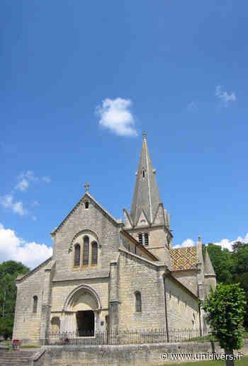 Visite de l'église de Beaujeu Beaujeu-Saint-Vallier-Pierrejux-et-Quitteur samedi 19 septembre 2020 - Unidivers