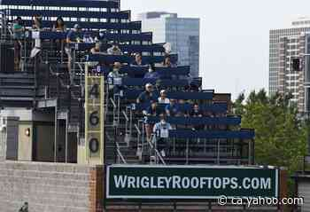 In pandemic year, Wrigley Rooftops give rare opportunity - Yahoo News Canada