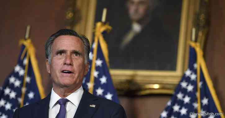 Mitt Romney slams Trump for plan to remove thousands of U.S. troops from Germany