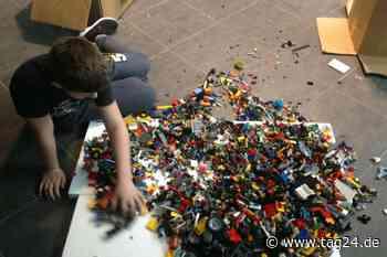 10-jähriger Autist baut mit 56.000 LEGO-Steinen beeindruckendes Kunstwerk - TAG24