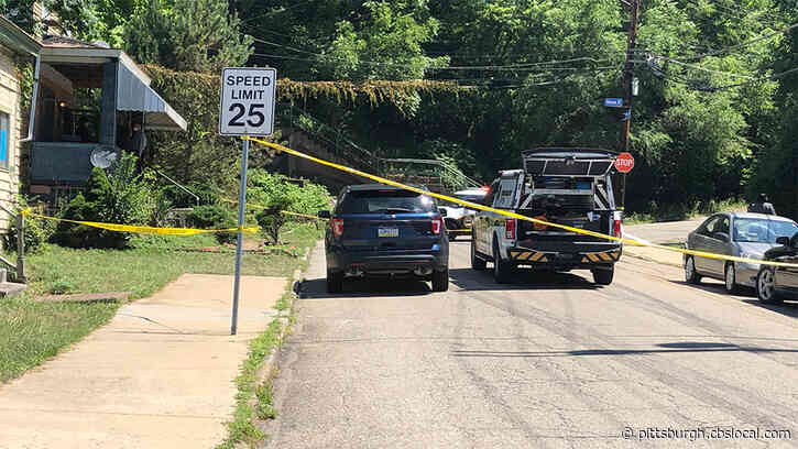 Pittsburgh Police Investigate After 2 Bodies Found In Hazelwood Home