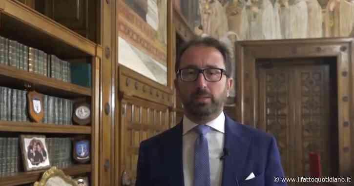 """Rocco Chinnici, il discorso di Bonafede per ricordare il giudice ucciso 37 anni fa: """"Pioniere della lotta a mafia, suo messaggio resta attuale"""""""