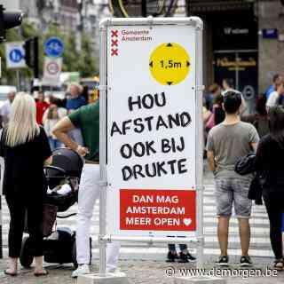 Live - Nederland wordt oranje reisbestemming voor Belgen