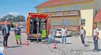 Investition in die Zukunft: Gemeinde Simbach bringt Kanalnetz auf Vordermann - idowa