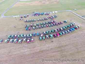 Erste Traktor-Disco in Daun-Rengen - WochenSpiegel