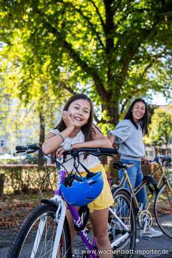 Stadtradeln im Rhein-Pfalz-Kreis: Fahrradfahren für ein gutes Klima - Wochenblatt-Reporter