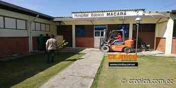 En Macará: Dos personas fallecieron este lunes con la COVID-19 - Diario Crónica (Ecuador)