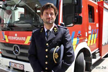 Dries Van der Veken wordt nieuwe postoverste bij Oostendse brandweer