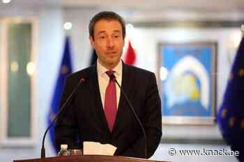 Minister Goffin over Amerikaanse troepenverplaatsing: 'Teken van vertrouwen in Belgische NAVO-rol'
