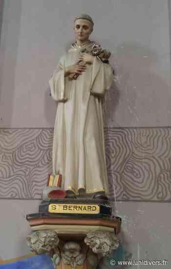 Visite guidée Chapelle Saint-Bernard samedi 19 septembre 2020 - Unidivers