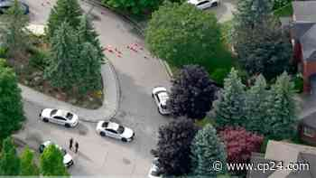 Male in hospital after daylight shooting in Pickering - CP24 Toronto's Breaking News