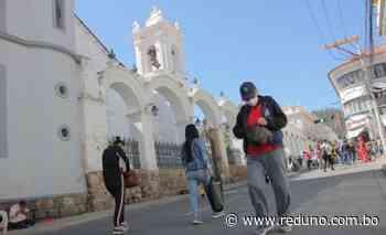 Sucre: Alcaldía propone encapsular la ciudad cada semana - Red Uno