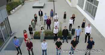 Propsteischule Westhausen verabschiedet ihre Absolventen - Schwäbische