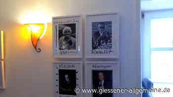 Heftige Reaktion: Sarrazin-Foto in afrikanischem Restaurant in Lich sorgt für Diskussionen - Gießener Allgemeine